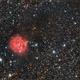 Cocoon Nebula - IC 5146,                                GALASSIA 60
