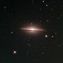 Sombrero Galaxy,                                Anca Popa