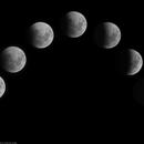 Moon Eclipse 21.01.2019,                                Łukasz Sujka