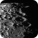 Moon from Maginus via Moretus to South Pole,                                Riedl Rudolf