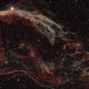 Western Veil, NGC6960,                                jewzaam