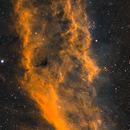 California Nebula,                                Beaner Franks
