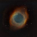 NGC7293 - Helix Nebula,                                Skynet Observatory