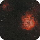NGC 2244 The Rosette Nebula,                                Matt Dugas