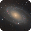 Bodes Galaxy (M81) LHaRGB - Feb/Mar 2020,                                Geof Lewis