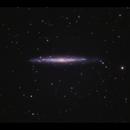 NGC 4244 in Canes Venatici,                                Göran Nilsson