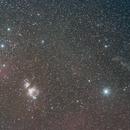 Orion Wide Field,                                Matt Fulghum