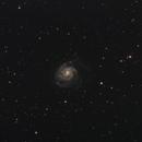 M101 - March 13, 2019,                                Adam Drake
