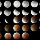 Lunar Eclipse 15/04/2014,                                Lucas Camargo da...