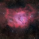 M8, Lagoon Nebula in Sagittarius,                                José Joaquín Pérez