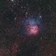 2012 M20 M21 Aut_Aut7 with Scopos TL805 + AstronomikCLS+550D,                                Rocco Parisi