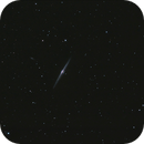 Galaxia de la aguja NGC 4565,                                Chesco Carbonell