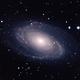 M81 Bode's Galaxy,                                Rich