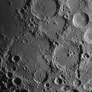 Moon Crater Deslandres, Walther and Werner,                                Riedl Rudolf