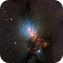 NGC 1333 and Glowing Embers in the Perseus Molecular Cloud,                                John Hayes