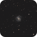 M100 - Coma Berenices,                                Emmanuel Fontaine
