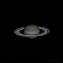 Saturn in Infrared,                                Chris