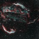 Cygnus Loop,                                David Johnson
