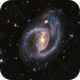 NGC 1097 -  Wide Field Showing Optical Jets,                                Terry Robison