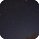 A Winter Night's Sky – A Time Lapse Project,                                Van H. McComas