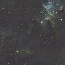 Heart Nebula (IC1805-Heart Nebula),                                Acapulco Rolf
