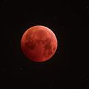 Lunar Eclipse  21/01/2019,                                Hartmuth Kintzel