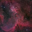 Heart Nebula (Sh2-190),                                Miles Zhou