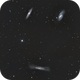 Leo Triplet: M65, M66 and NGC3628,                                Michele Vonci