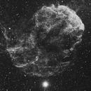 Jellyfish Nebular (IC 443),                                Trevor Nicholls