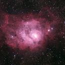 M8 Nebulosa Laguna,                                Gabriele Marraffa