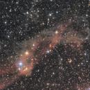SH2-126 The Gecko Nebula,                                Marc Verhoeven