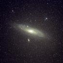 M31 Andromeda Galaxy with 200mm,                                Gabriel R. Santos (grsotnas)