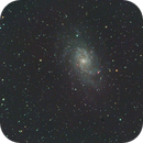M33 The Triangulum Galaxy,                                Sebas7777
