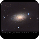 Comparison - ASI2600 vs ASI1600,                                Michael J. Mangieri