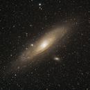 Andromeda Galaxy,                                rodeen