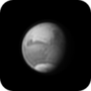 Mars in Infrared with Syrtis Major & Hellas,                                Chappel Astro
