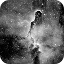 IC1396 Elephant's Trunk,                                JACL-Mono-Hα