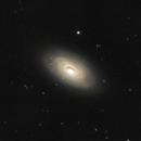 M64 The Black Eye Galaxy,                                Shawn