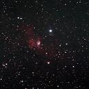 NGC7635 The Bubble Nebula,                                qcernie