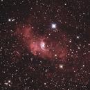 Bubble- Nebula (NGC 7635),                                Bastian_H