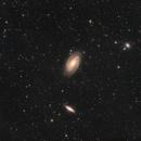 M81 Bodes Nebula,                                swordfizh