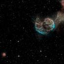 Monkey and Jellyfish nebula,                                Andrea Bergamini