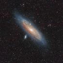 Exploring Andromeda,                                Terry Hancock