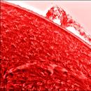 Explosión en el limbo solar 02/MAR/2015,                                Chepar