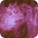 IC 405 in Auriga (also known as the Flaming Star Nebula, SH 2-229, or Caldwell 31),                                Mike_Stutters