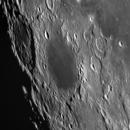 Hevelius, Grimaldi, Sirsalis, Darwin Feb 7th 2020,                                Wouter D'hoye