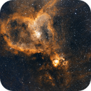 NGC896 Heart Nebula,                                Philipp Weller