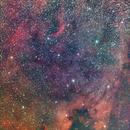 NGC7000 North America Nebula,                                Wilsmaboy