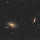 M81, M82,                                Norman Hey