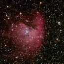 Pacman Nebula,                                HUGO S GARNICA